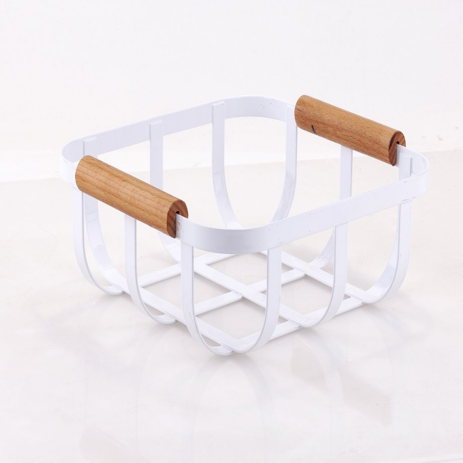 MG306W Fruit Basket / White