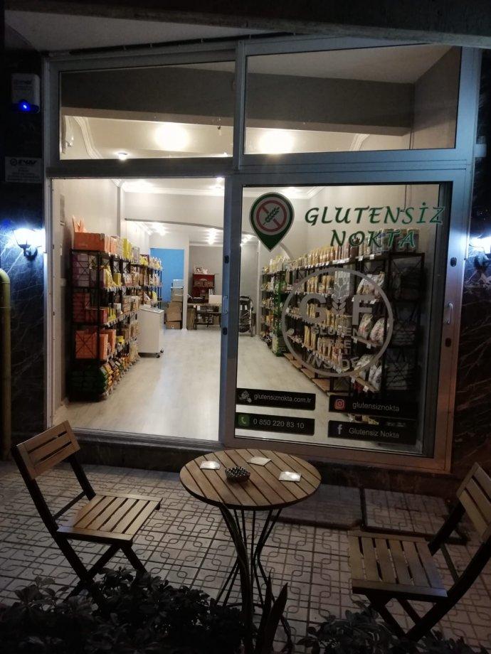 Glutensiz Nokta - Karşıyaka