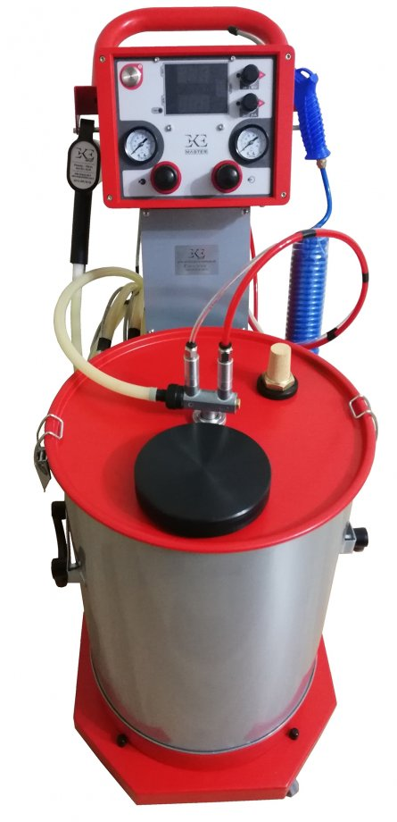 Elektrostatik Toz Boya Cihazı