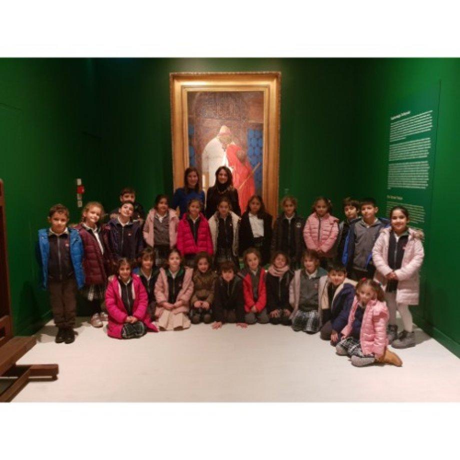 2. Sınıf Öğrencilerinin Pera Müzesi gezisi