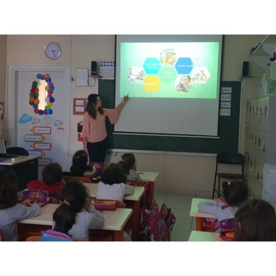 Okulumuzda Diyabet Eğitimi