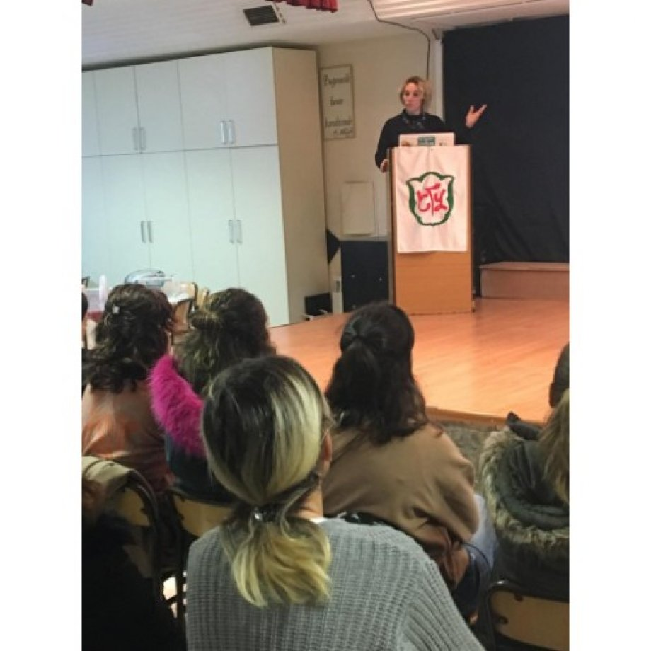 Okulumuzda Cambridge Veli Bilgilendirme Toplantısı Yapıldı