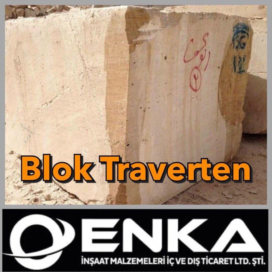 Blok Traverten