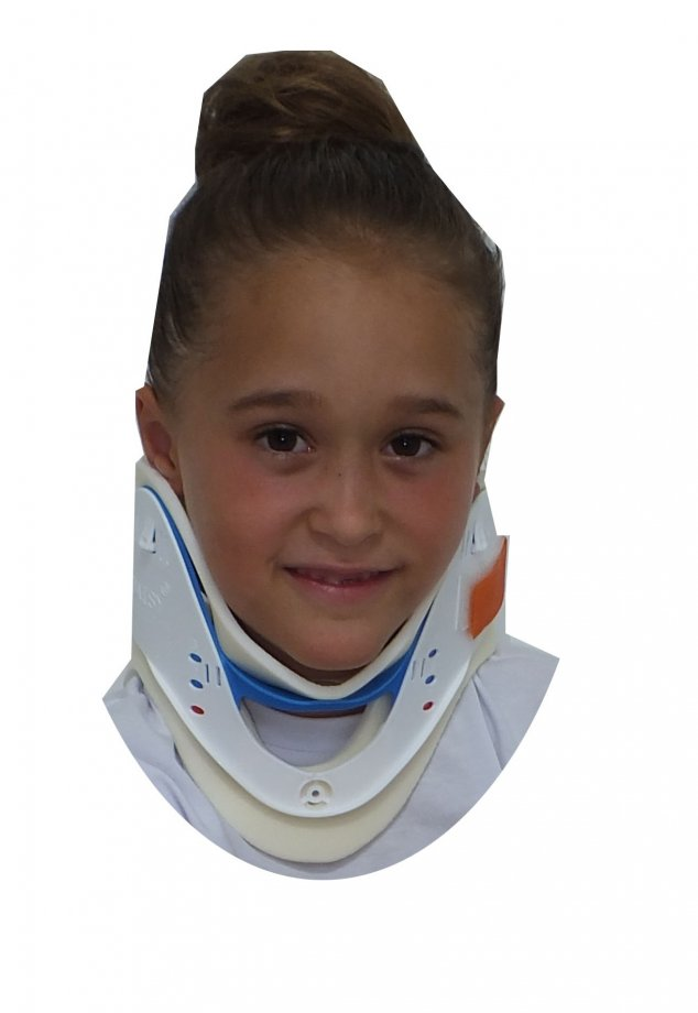 AB/P - 06 ADELBRAND KIDS Adjustable First Aid Collar