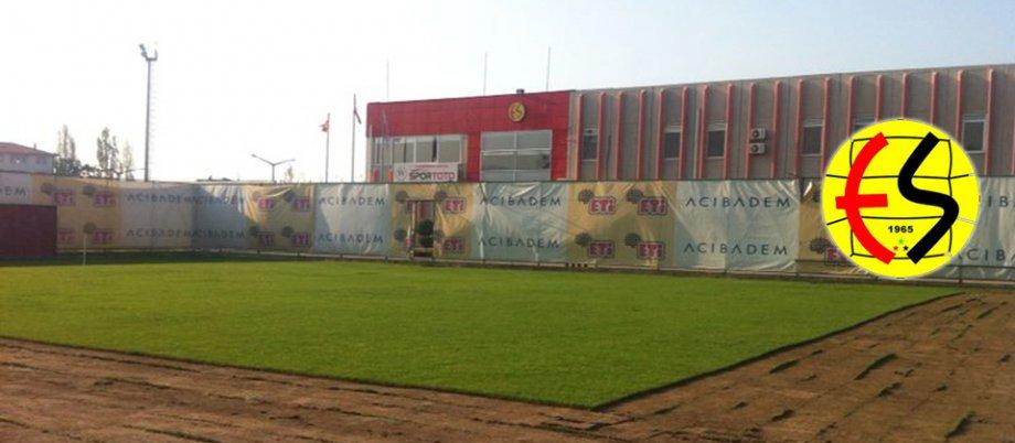 Eskişehirspor Tesisi Sahalarında Elektrikli Yerden Isıtma Sistemi