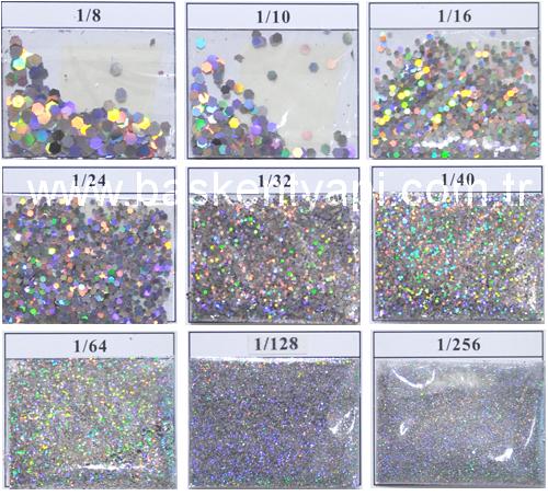 Glitter (Sim) Pigment