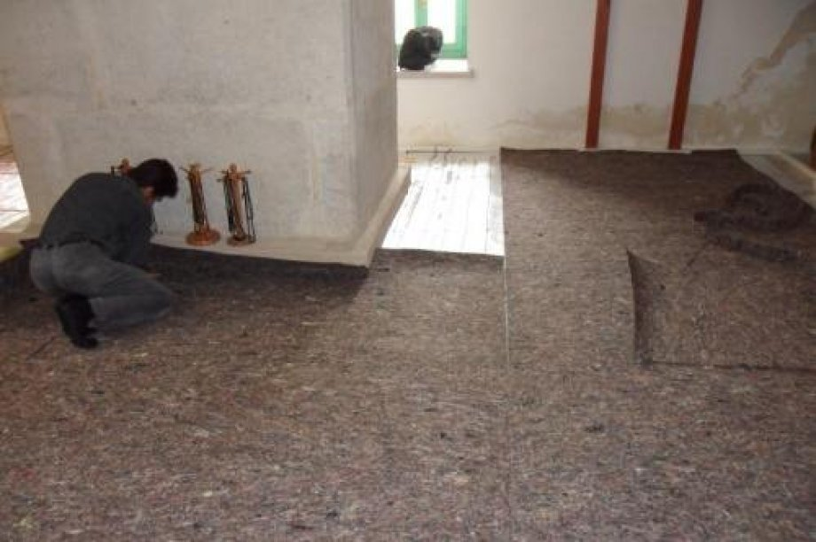 İstanbul Ah'i Çelebi Mosque Electric Underfloor Heating
