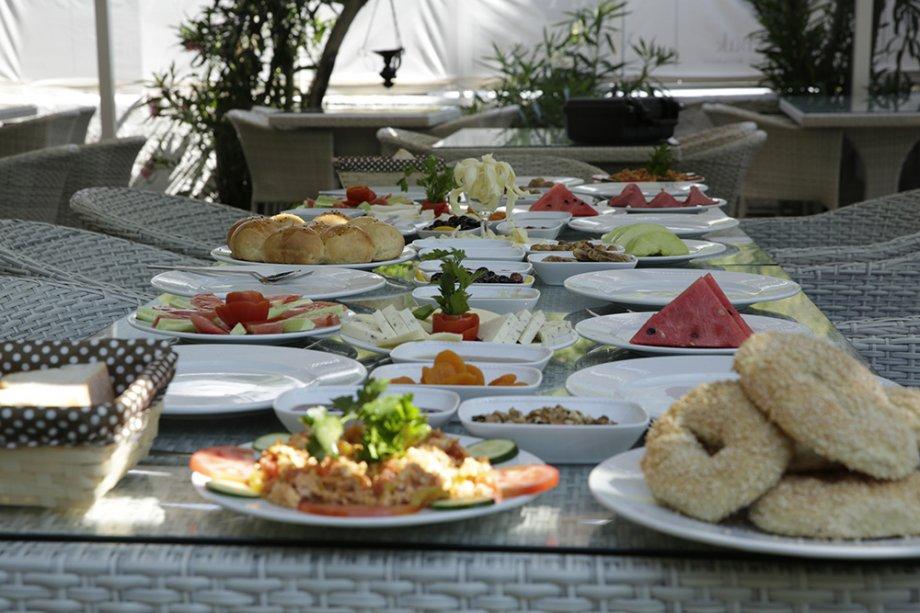 Restaurant & Bahçe