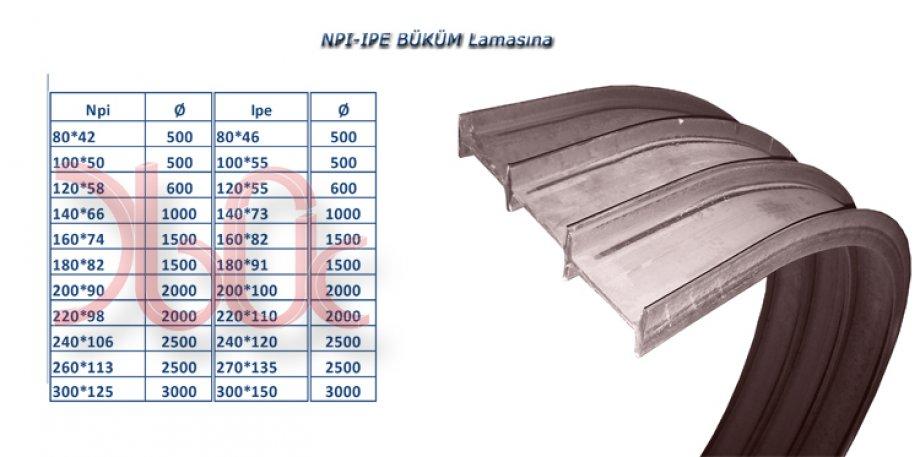 INP-IPE Büküm-LAMASINA