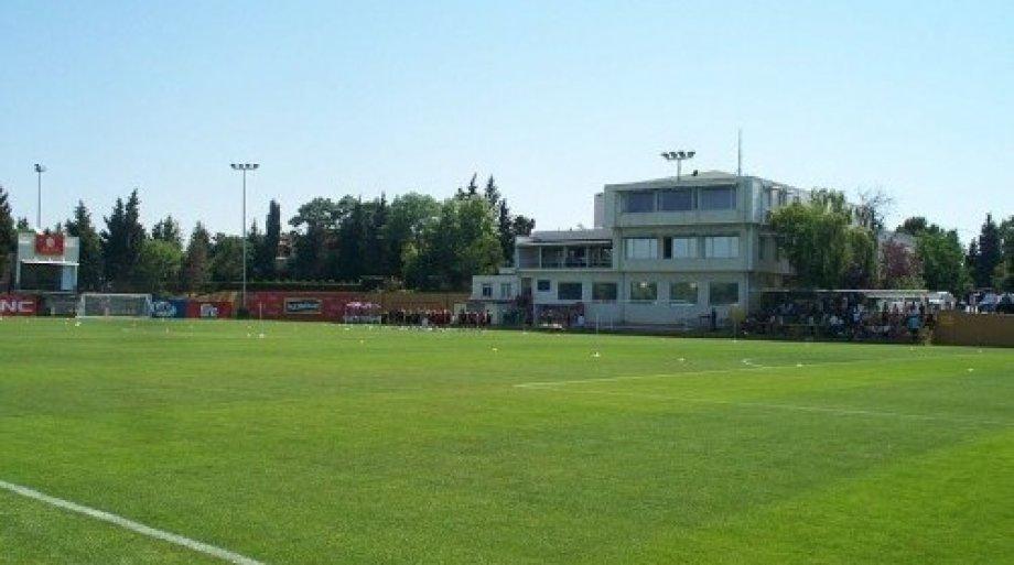 Konyaspor Tesisleri Futbol Sahası Elektrikli Yerden Isıtma-2015