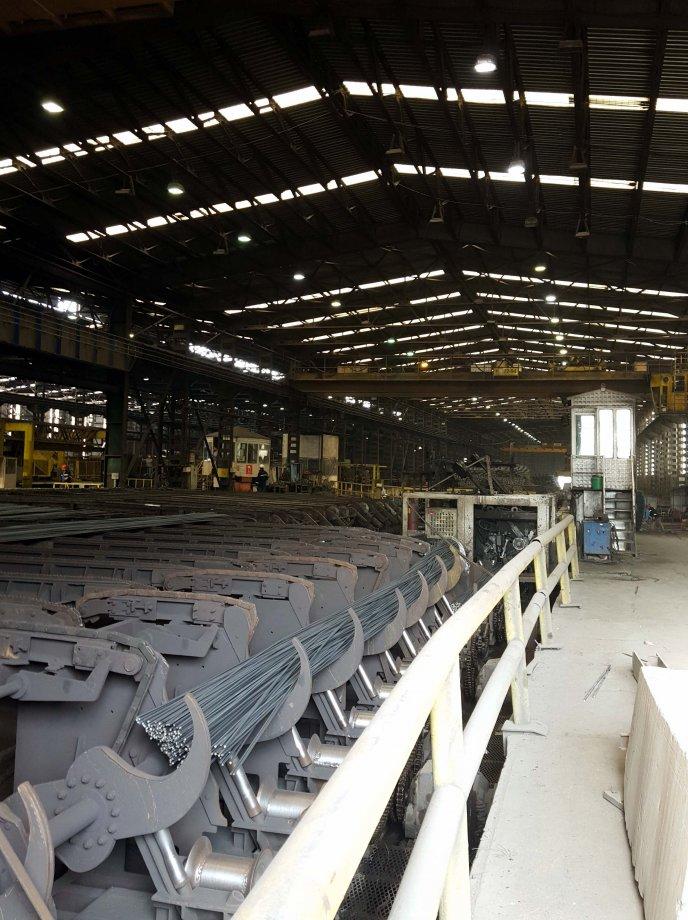 HABAŞ Demir Çelik Tesisleri
