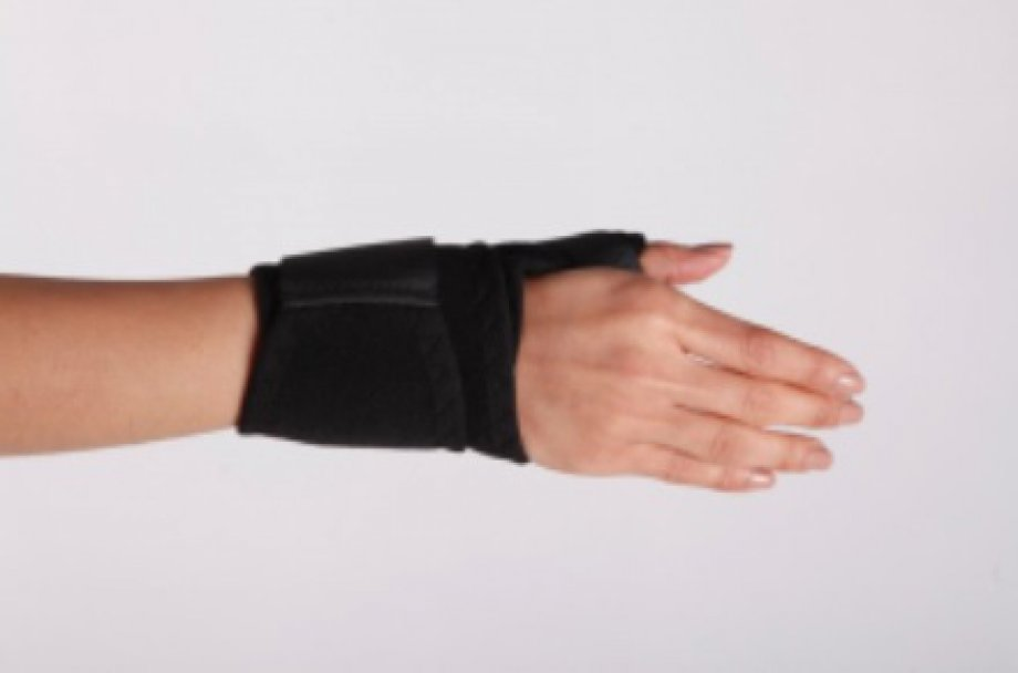 AB - 4223 ADELBRAND Neoprene Wrist Splint with Abducted Thumb