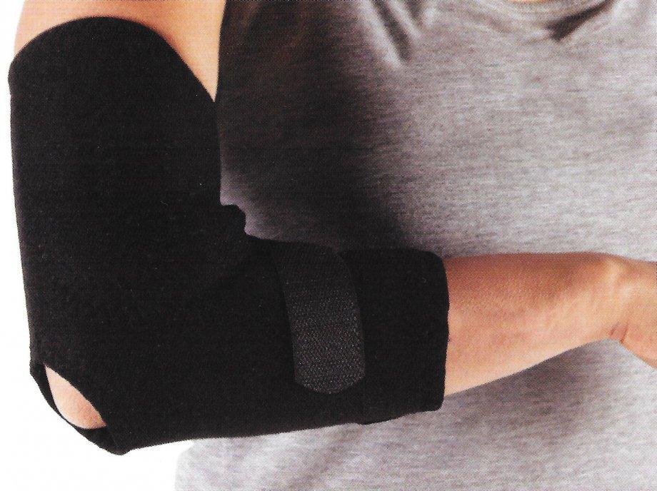 AB - 4229 ADELBRAND Neoprene Epiconylitis Bandage Long - Elbow Wrap