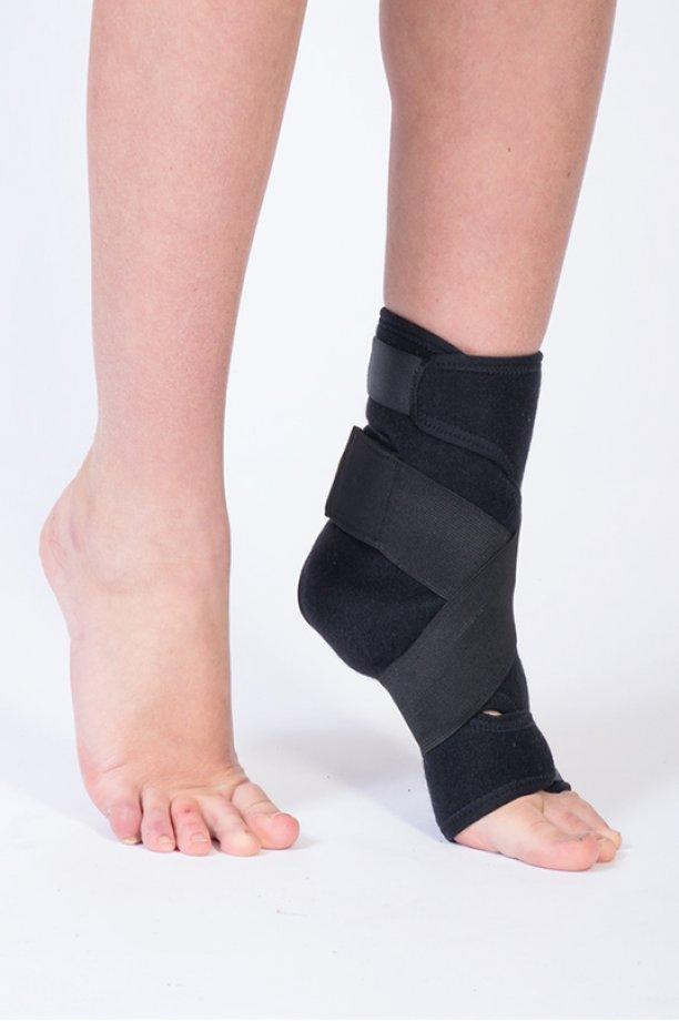 AB - 4241 ADELBRAND Elastic Ankle Brace , Ankle Support