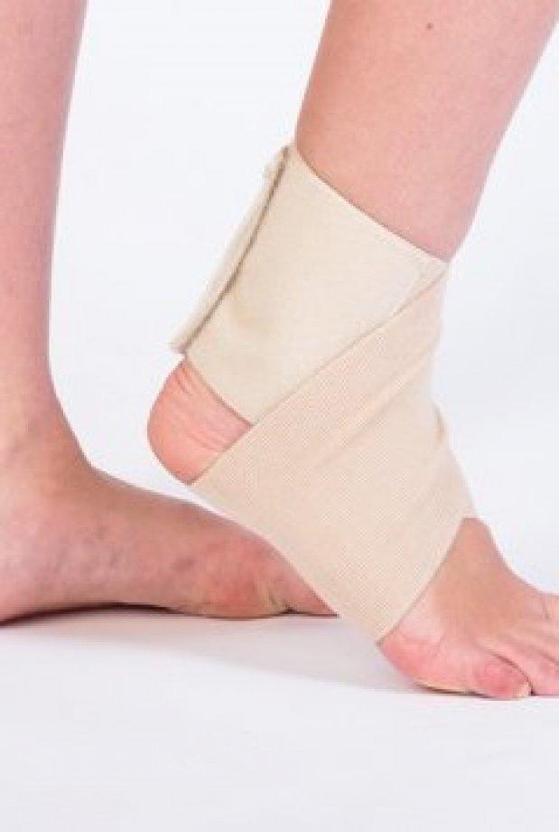 AB - 42423 ADELBRAND Cotton Eight Shaped Bandage