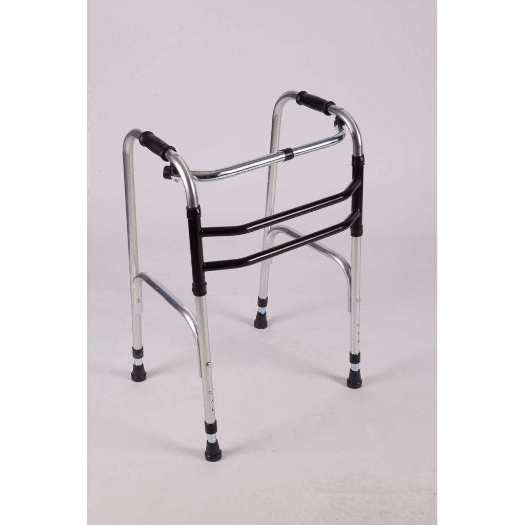 AB - 9009 ADELBRAND Aluminum Walker - Height Adjustable