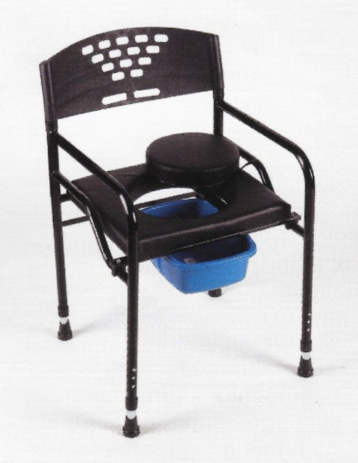 AB - 9012 ADELBRAND Commode Chair