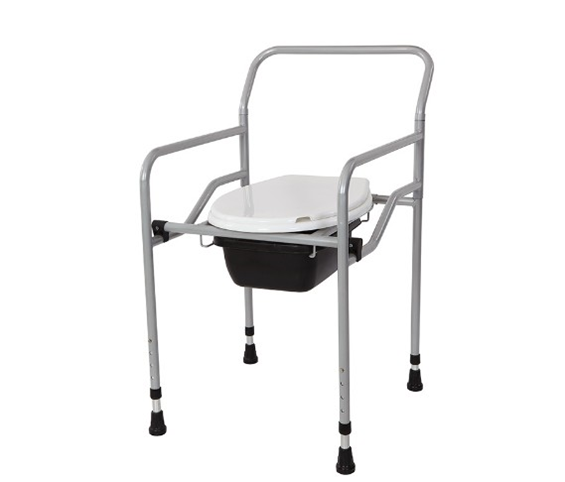 AB - 90121 ADELBRAND Commode Chair