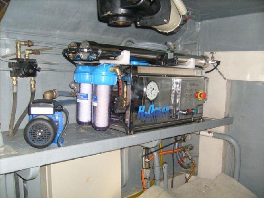 H2Ocean Watermaker