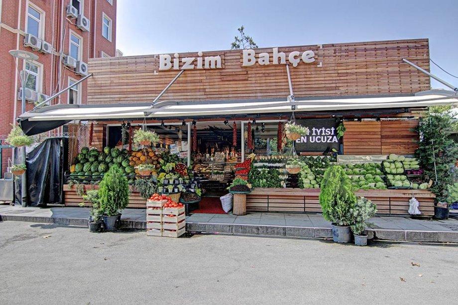 Bizim Bahçe / Kadıköy