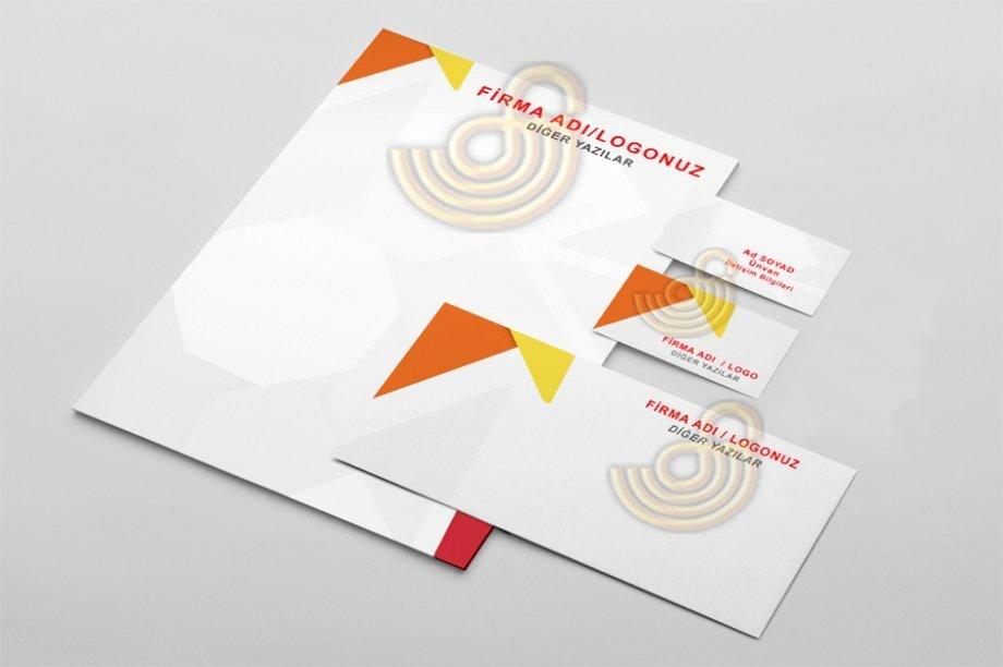 Antetli Kağıt Baskısı