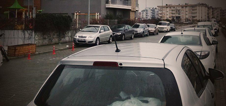 Aydın'da Kaldırım Kültürü