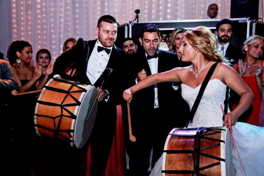 Pasta Davulları | Cake Drums