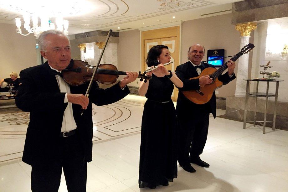 Trio & Quartet