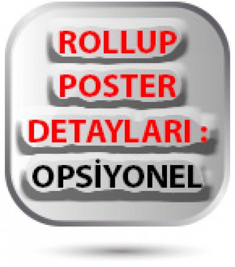 rollup poster açılır poster