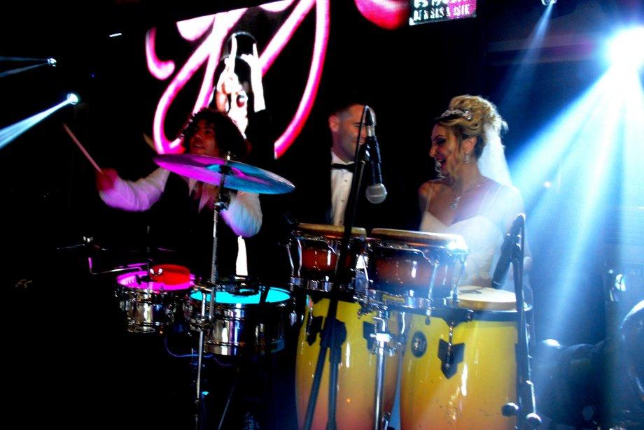 DJ & Percussion