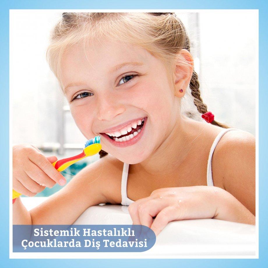 Çocuk Diş Tedavileri