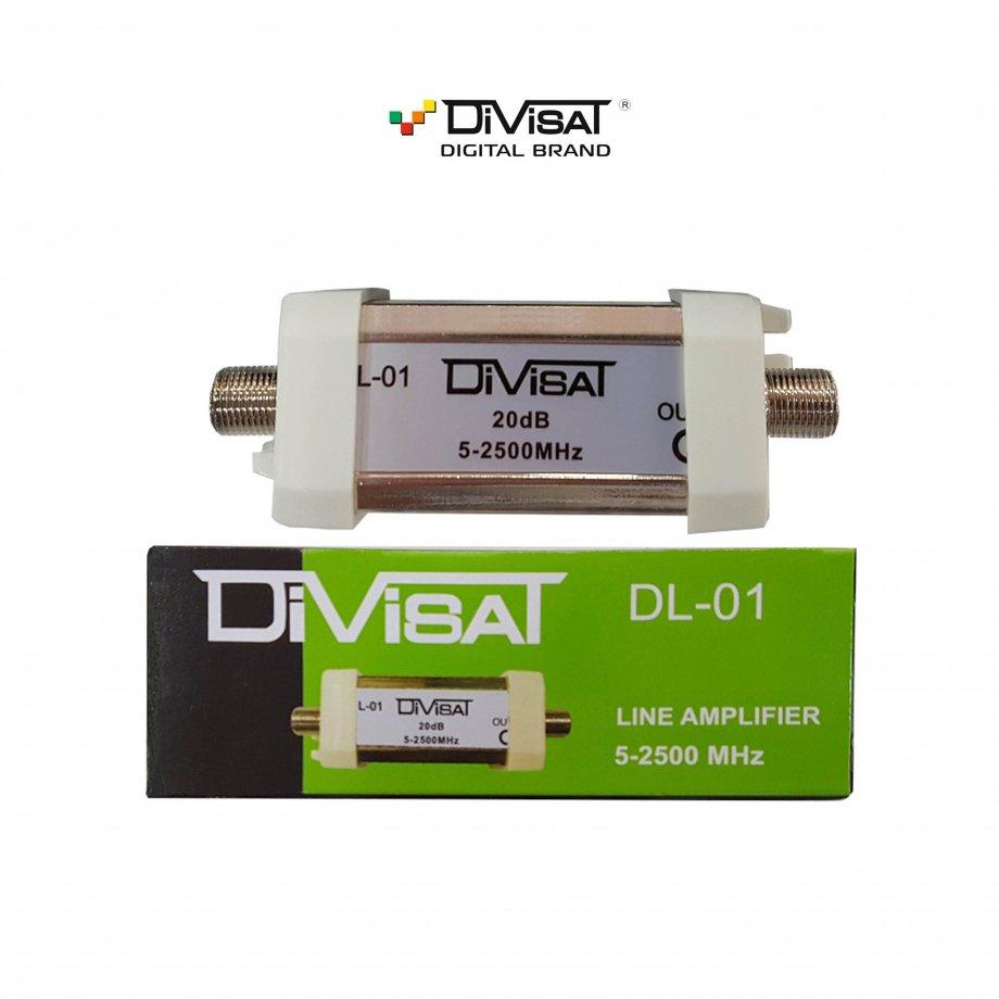 Divisat DL-01 Line Amplifier