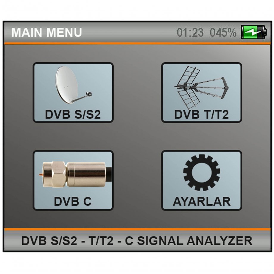 AS06-STC+AHD COMBO (Satfinder 6)