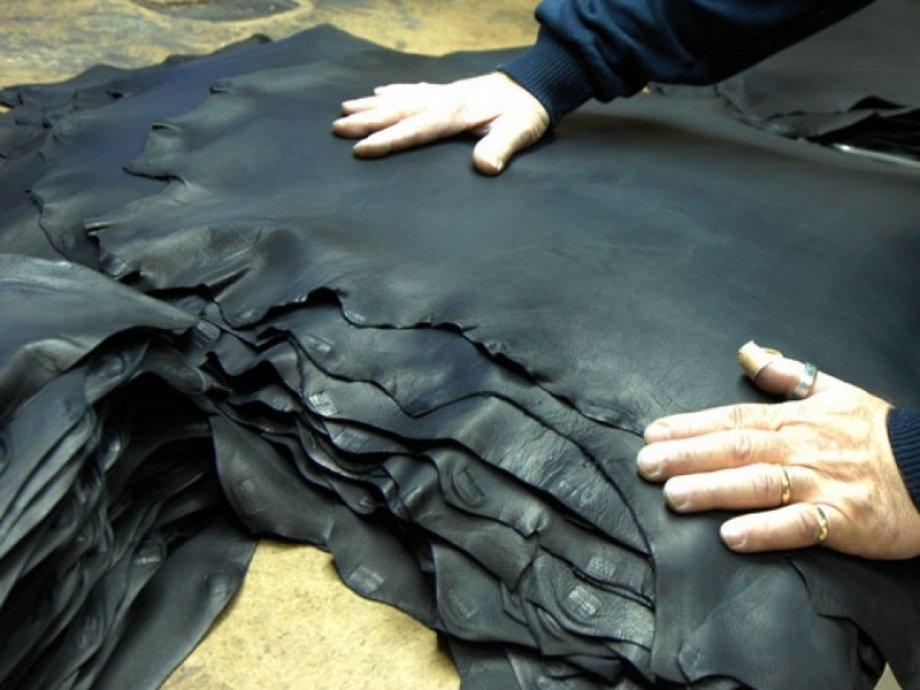 Crust Leather