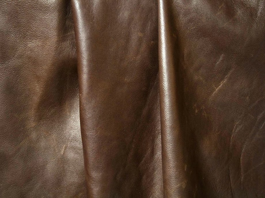 Vegetable Tanned Leather