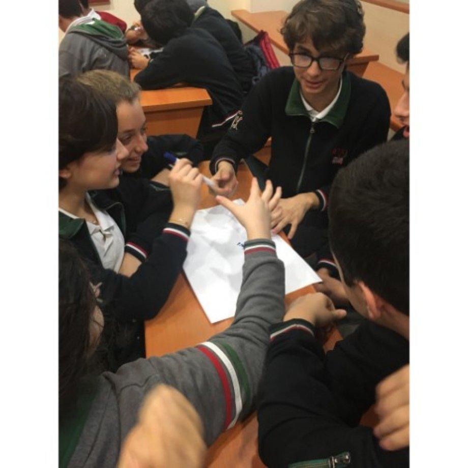 7. ve 8. Sınıflarımız Kültür Üniversitesindeydi.