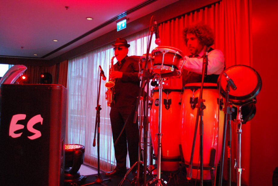 DJ & Saxaphone