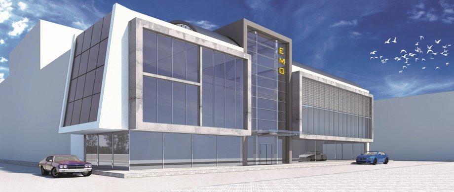 Elektrik Mühendisleri Odası İzmir Şube Yeni Hizmet Binası