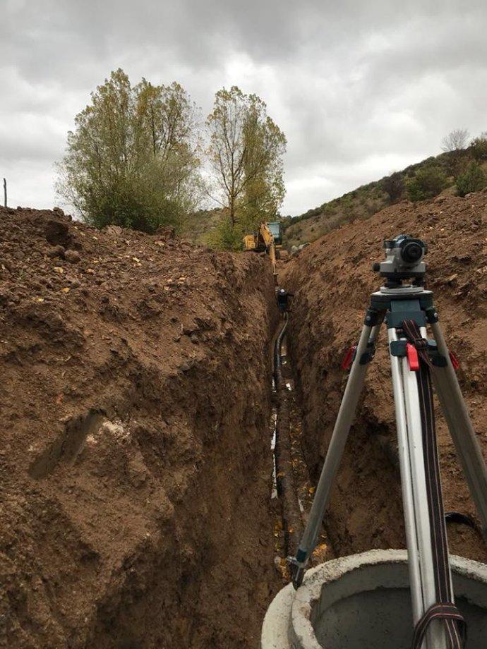 Saraykent İlçesi Sarayözü Köyü Kanalizasyon Şebeke Hattı Yapım İşimiz Teslim Edilmiştir.