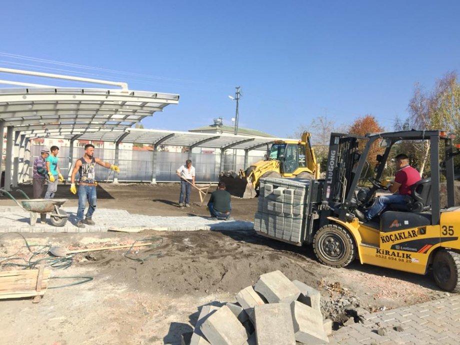 Akdağmadeni Orman İşletme Müdürlüğü Çevre Düzenlemesi ve Garaj Yapım İnşaatı İşimiz Teslim Edilmiştir.