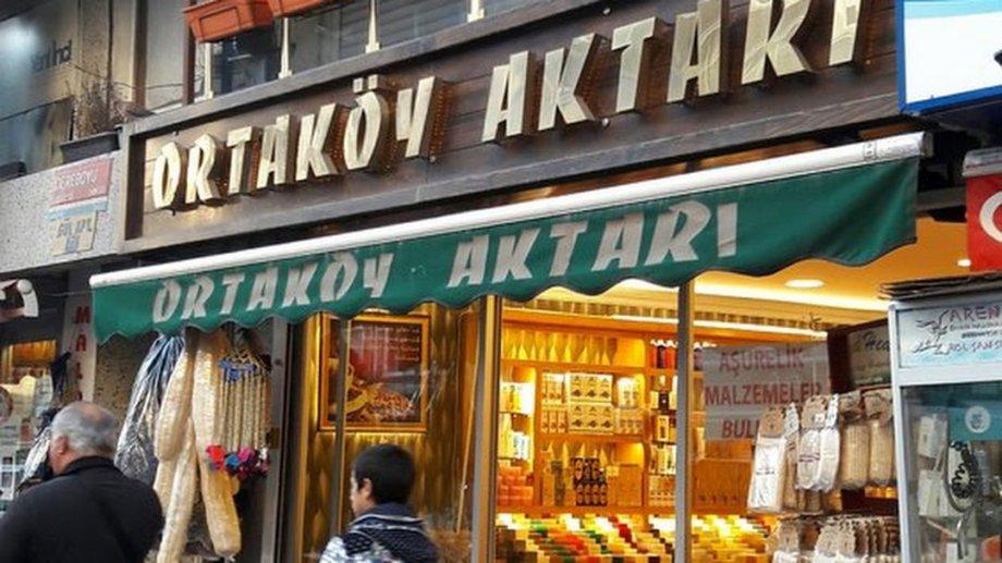 Ortaköy Aktarı / Ortaköy