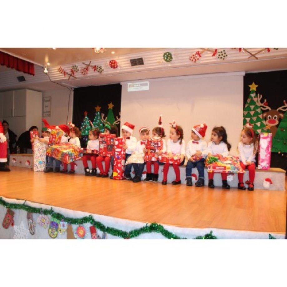 Anasınıfı Öğrencilerimizin Yeni Yıl Kutlaması