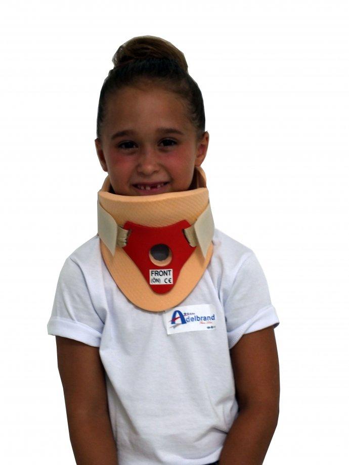 AB/P - 05 ADELBRAND KIDS Philadelphia Collar - Trachea-opening
