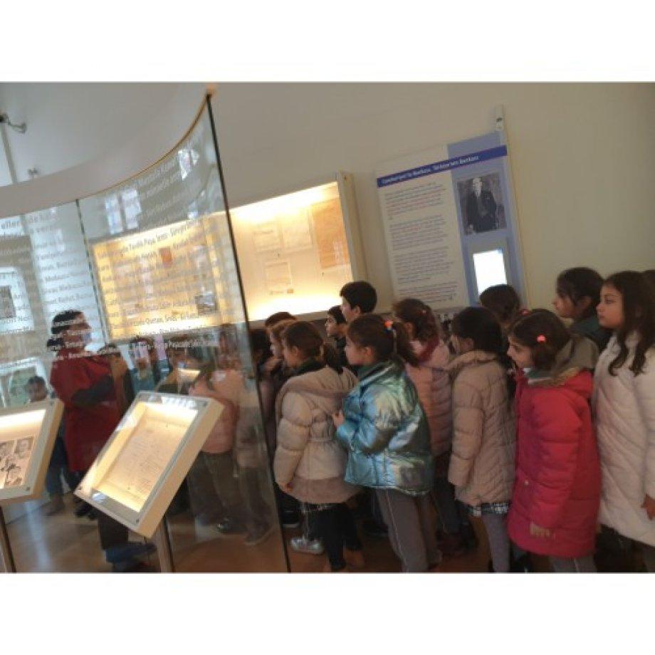 2.Sınıf Öğrencilerinin Türkiye Iş Bankası Müzesi Gezisi