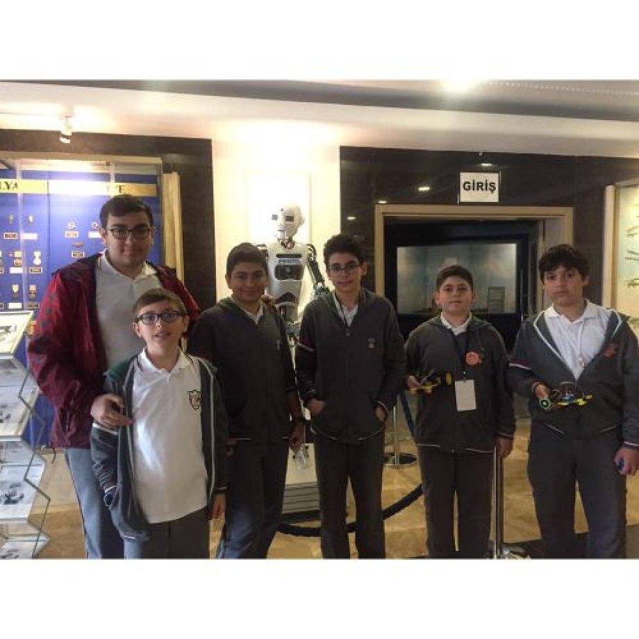 Bakırköy Robotik ve Kodlama Festivali