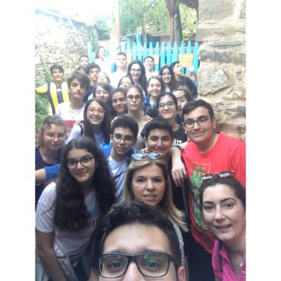 8. Sınıf Öğrencilerimizin Yıl Sonu Bursa Gezisi