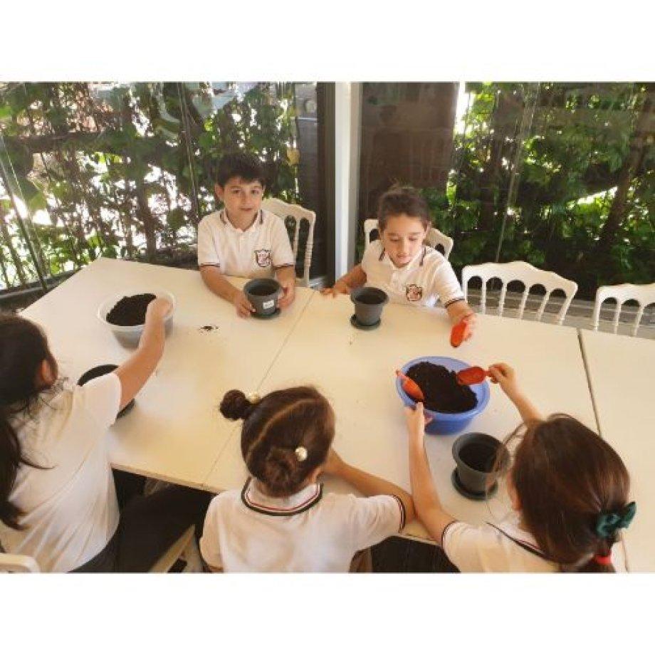 2. Sınıf Öğrencilerinin Kidsnook Masal Evi Etkinliği