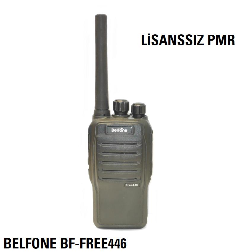 Belfone lisanssız free446 PMR