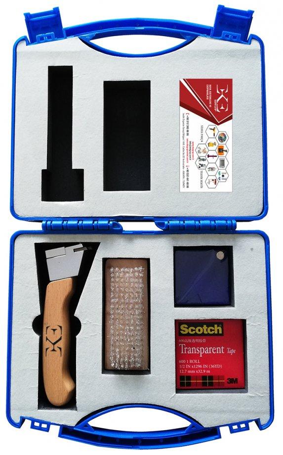 Cross-Cut Boya Yapışma Adezyon Test Cihazı