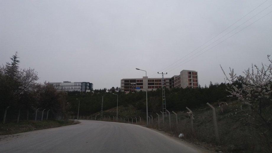Orman Bakanlığı Çankaya Yıldız Kampüsü Birimleri Çankaya-Ankara